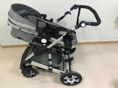 Very less used pram in excellent condition available