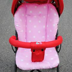 Branded used car seat