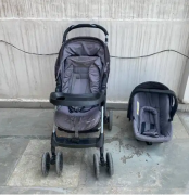 U-move pushchair travel system