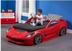 Baby car bed good loking