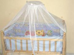 Imported Wooden Baby Cradle for sale