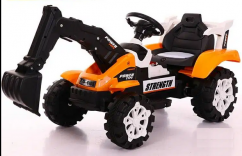 Kids Ride on Car - JCB - Battery Operated