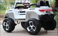 Licensed Kids Jeep - Huge Size