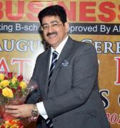 Global Green Ambassador Title For Sandeep Marwah