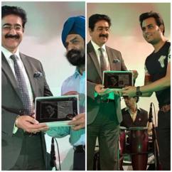 Sandeep Marwah Honored on Birthday Anniversary of Dev Anand