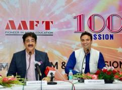 A Workshop on Social Science by Amitabh Shah at AAFT