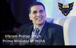 Vikram Pratap Singh  Prime Minister of INDIA
