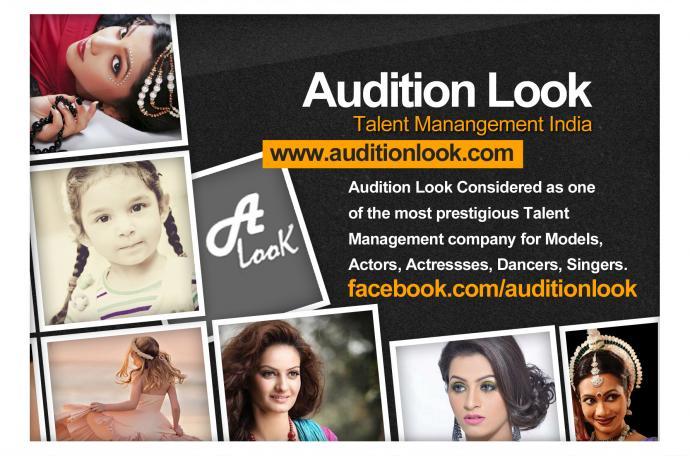 Require Fresher & Professional Actors Actresses Models