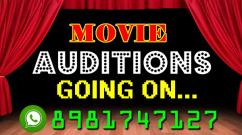 Audition of Bengali Movie going on...in Kolkata