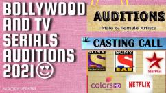 FEMALE AND MALE MODELS AND ACTORS REQUIRE URGENT FOR HINDI TV SERIAL AND NETFLIX