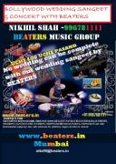 wedding sangeet orchestra by Beaters Mumbai