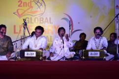 Sufi Evening by Niazi Nizami Brothers at 2nd Global Literary Festival
