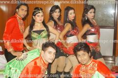 Diksha Dance Troupe, Western, Bollywood Creative, Available for Events and shows