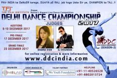 DELHI DANCE CHAMPIONSHIP 2017