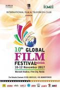 10th Global Film Festival Fixed For 10 th November