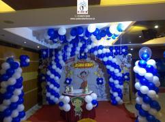 Balloon decorators in Chennai