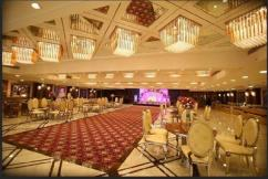 Banquet halls in West Delhi.