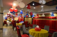 Lawn Banquet hall hotel party place in lucknow for decoration 9140347920