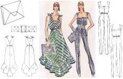 Designer Lehenga Choli -Sarees fashion Gujcart