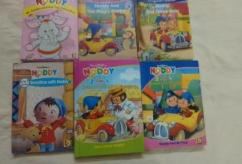Collection Of Noddy Books Available