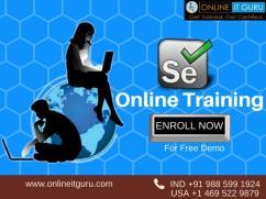selenium online course Bangalore - selenium online course India