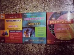 Marvel Physics, Chemistry & Mathematics for MHT-CE