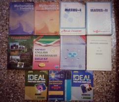 Maharashtra Board Std.12(SYJC) Books
