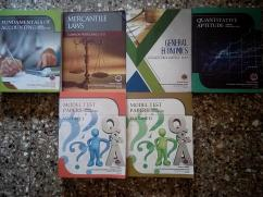 ICAI CPT Complete Study Materials (Books+Model Tes