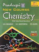 Chemistry Volume 1 Book By Pradeep
