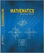 NCERT maths Book For Class 11th Available