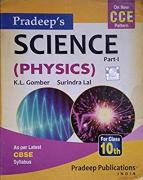 Physics Book For Class 10th By Pradeep