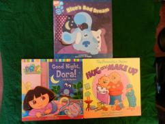 Unused Story Books For Kids Available