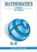 Maths Book By RD Sharma For 10th