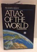 Very Gently Used Atlas Book