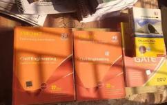 Civil engineering books in half price