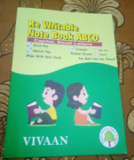 Rewritable books for kids for sale