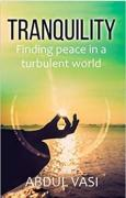 buy tranquility.finding peace in turbulent world book