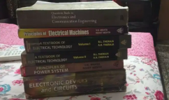 Electrical competitive books
