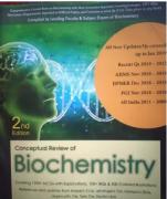 Biochemistry book MCQ 2020