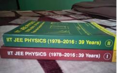 Previous year iit preparation book