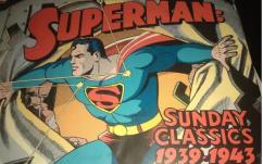 Super man Sunday classic book