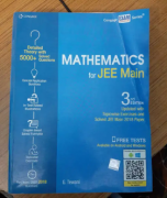 Jee mains complete books