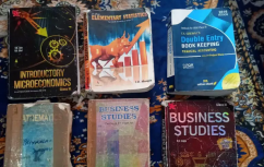 11th class commerce books set