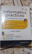 Informatics practices for 11th class
