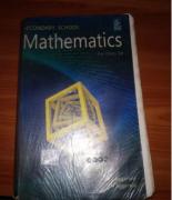 Math book Rs aggrawal class 10