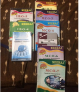 IGNOU MCOM BOOKS