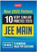 Practice with 10 Very Similar Practice Tests before appearing in JEE