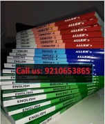 Allen Medical NEET AIIMS Study Material  fresh set used second hand
