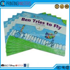 Full Color Childrens Book