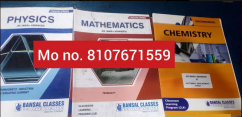 Cash on delivery (cod) avl. Allen kota NEET/IIT study material all sub
